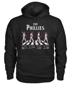 The Phillies Abbey Road - The Beatles Hoodie