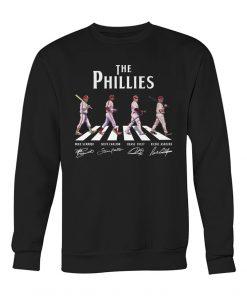 The Phillies Abbey Road - The Beatles Sweatshirt