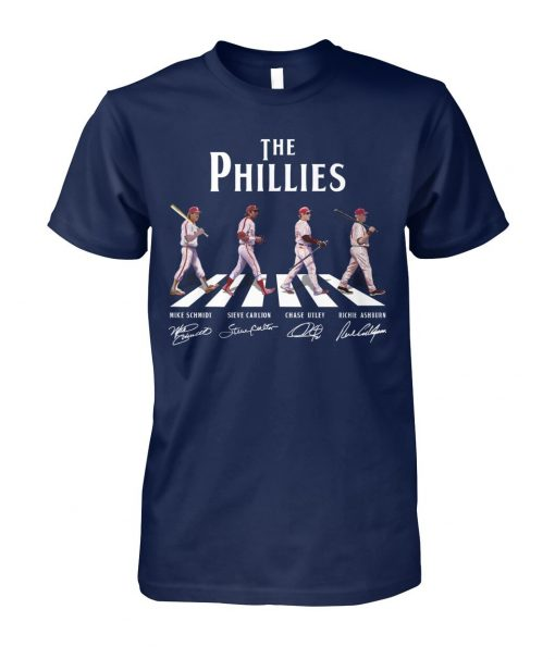 The Phillies Abbey Road - The Beatles T-shirt