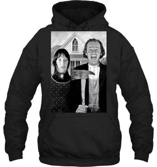 The Shining Gothic Hoodie