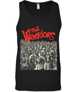 The Warriors Native Americans tank top