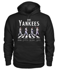 The Yankees - The Beatles The Abbey Road hoodie