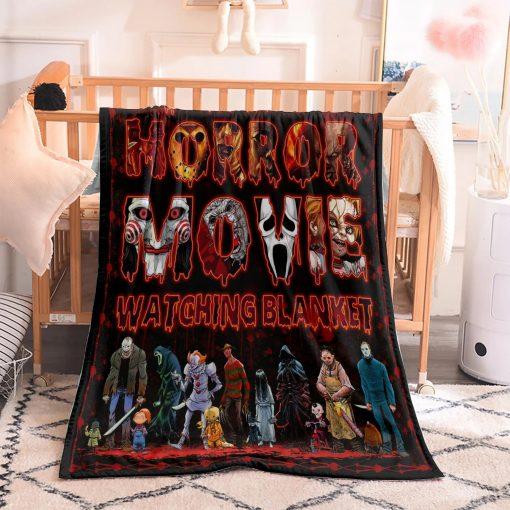 This Is My Horror Movie Watching Blanket 3
