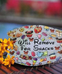 Will remove for snacks Disneyland face mask 0