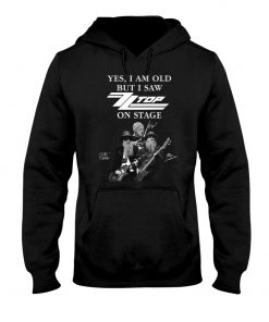 Yes I am old but I saw Top on stage hoodie