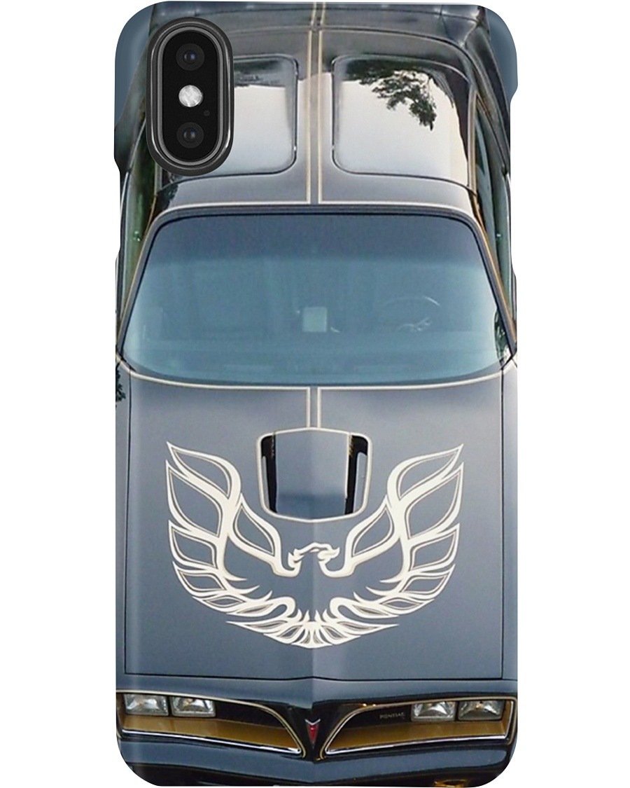 1977 Pontiac Firebird Trans Ams Car phone case2