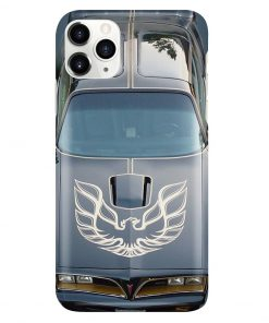1977 Pontiac Firebird Trans Ams Car phone case3