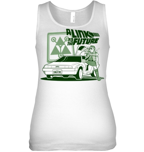 A Link To The Future tank top