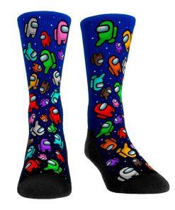 Among Us Sublimation Socks