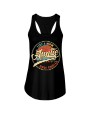 Auntie - Like a mom only cooler tank top