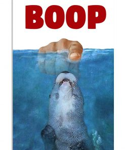 Boop Otter Poster