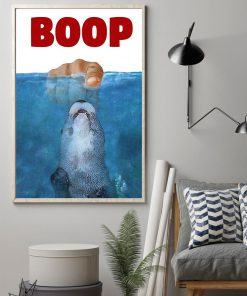 Boop Otter Poster1
