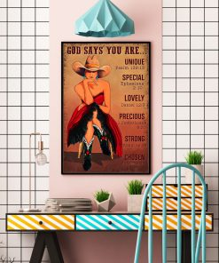Easily distracted by hunting and dogs poster