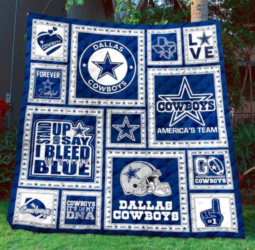 Dallas Cowboys Blanket