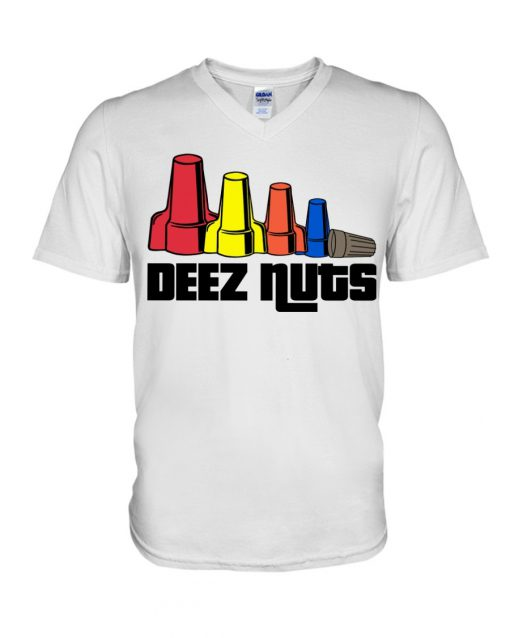 Deez Nuts v-neck