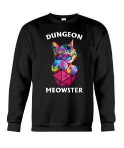 Dungeon Meowster Sweatshirt