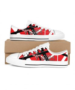 Eddie Van Halen Low Top Shoes