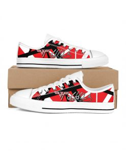 Eddie Van Halen Low Top Shoes1