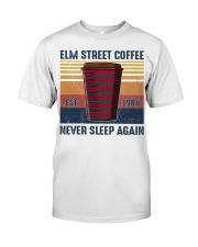 Elm Street Coffee Never Sleep Agian Est 1984 shirt