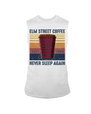 Elm Street Coffee Never Sleep Agian Est 1984 tank top
