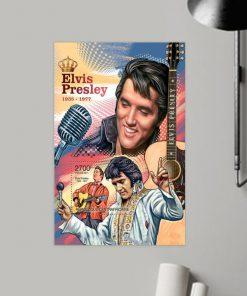 Elvis Presley 1935-1977 vintage poster1
