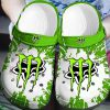Fox Racing Monster Energy Crocs Crocband Clog