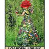 Gardening That's what I do I garden I drink and I know things poster flower girl poster