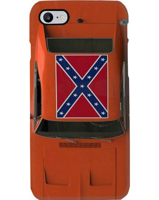 General Lee Car The Dukes of Hazzard phone case