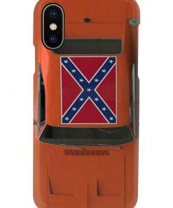 General Lee Car The Dukes of Hazzard phone case1