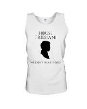 House Tribbiani We don't share food tank top