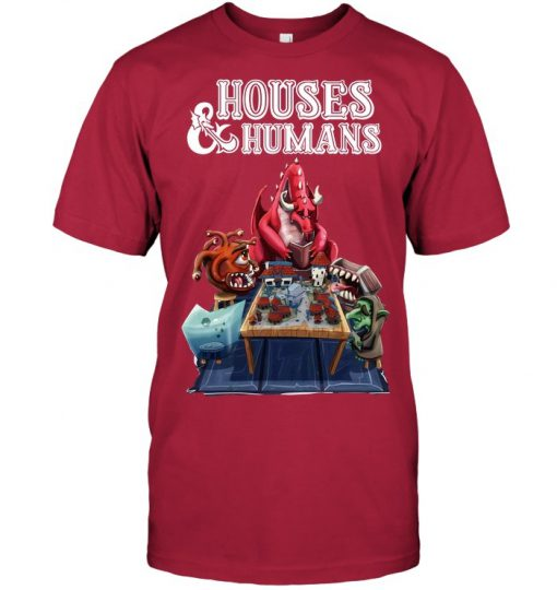 Houses & Humans T-shirt