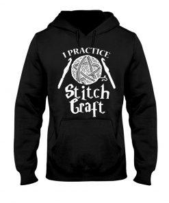 I practice Stitch craft crochet Hoodie