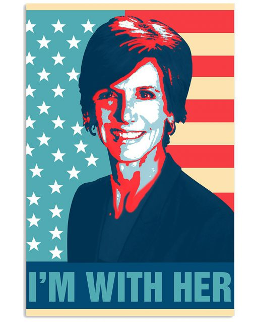 I'm with Her Poster