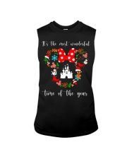 It's the most wonderful time of the year Disney Christmas tank top