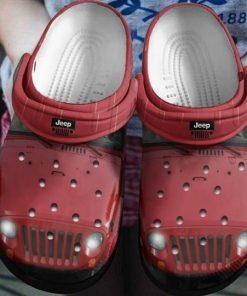 Jeep Crocs Crocband Clog