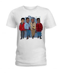 Juice 1992 Friends Art T-shirt