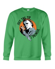 Just the tip I promise Michael Myers sweatshirt
