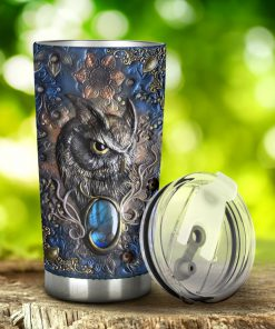 Magic Owl tumbler