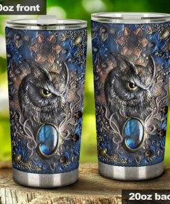 Magic Owl tumbler1