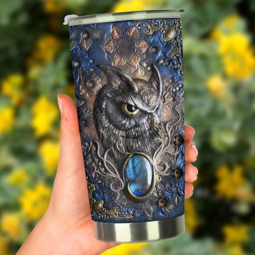 Magic Owl tumbler2