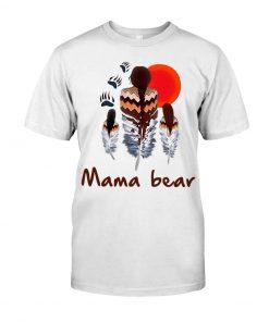 Native American Mama bear T-shirt