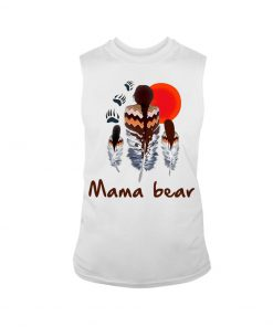 Native American Mama bear Tank top