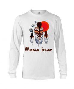Native American Mama bear long sleeve