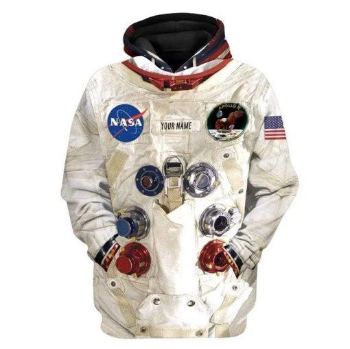 Neil Armstrong spacesuit 3D Hoodie