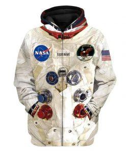 Neil Armstrong spacesuit 3D Hoodie1