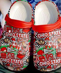 Ohio State Crocs Crocband Clog 1