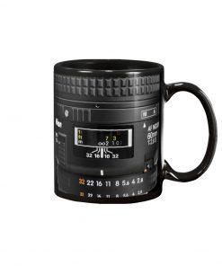 Photographer Detail Lens Mug