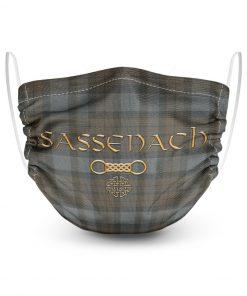 Sassenach face mask1