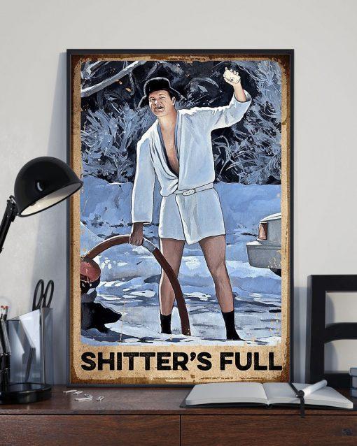Shitter's Full Cousin Eddie Poster2