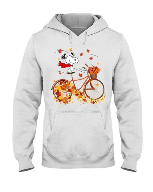 Snoopy Autumn Hoodie